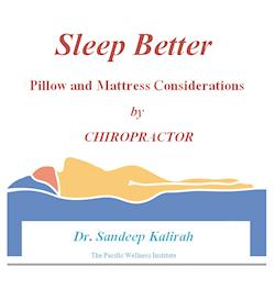 Sleep Better: Pillow & Mattress Considerations