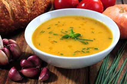 SEASONAL RECIPE: Vegetarian Moroccan Soup