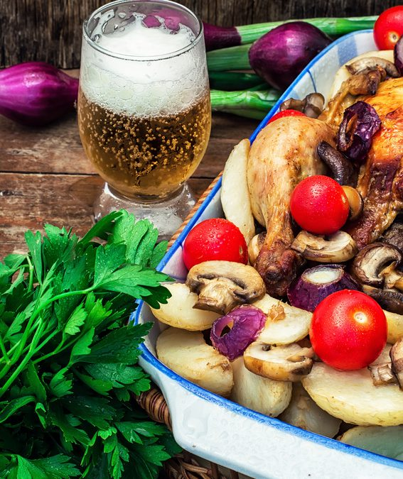 Beer, Barbeque and Balance – from the Traditional Chinese Medicine (TCM) nutrition viewpoint
