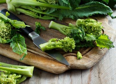 Green Brassica Slaw