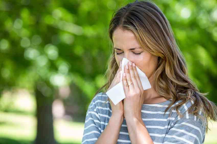 Spring Has Sprung…and So Have Your Allergies