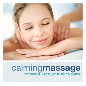 Calming Massage CD JP